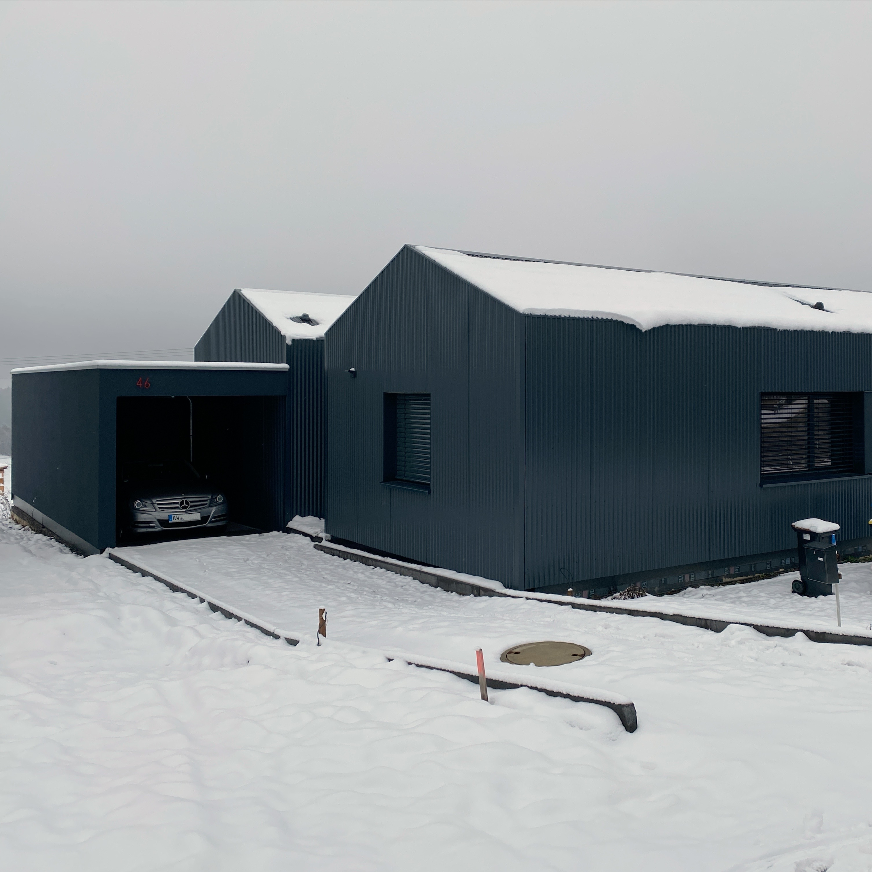 Wohnhaus B1 2020, Ramersbach